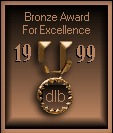 dlb Bronze Award for excellence