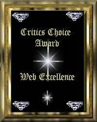 JJ's Critics Choice Web Excellence Award